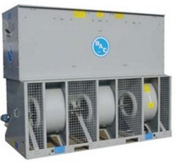 Pritchard CVT1 Series Counterflow Cooling Tower