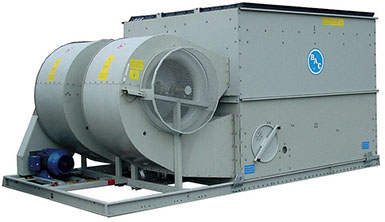 Pritchard VTL Series Counterflow Cooling Tower